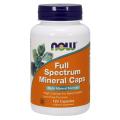 NOW Full Spectrum Mineralienkapseln - 120 капсул