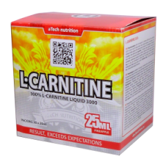 atech nutrition L-Carnitine 3000 - 20 ампул