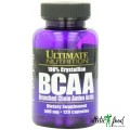 Ultimate Nutrition BCAA 500 mg  - 120 капсул