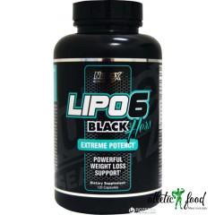 Nutrex Lipo 6 Black Hers - 120 капсул