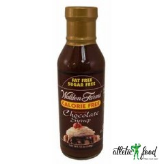 Walden Farms Chocolate Syrup – 355мл