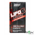 Nutrex Lipo-6 Black Ultra Concentrate - 60 капсул