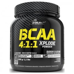 Olimp BCAA 4:1:1 Xplode powder  - 500 грамм