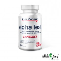 Be First Alpha Test - 60 капсул