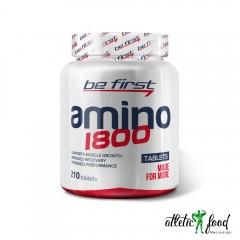 Be First Amino 1800 - 210 таблеток