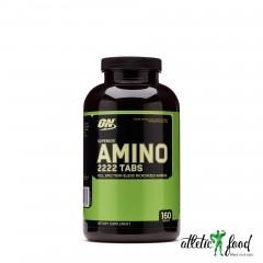 Optimum Nutrition Superior Amino 2222 tabs - 160 таблеток