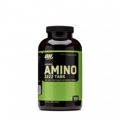 Optimum Nutrition Superior Amino 2222 tabs - 160 таблеток