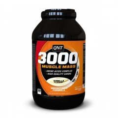 QNT MUSCLE MASS 3000 - 4500 грамм