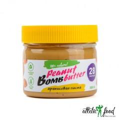 BomBBar Арахисовая паста- 300 гр
