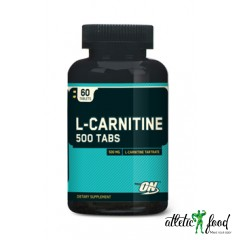 Optimum Nutrition L-carnitine 500 mg - 60 таблеток