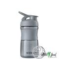 BlenderBottle SportMixer - 591 мл (серый графит)