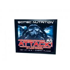 SCITEC NUTRITION ATTACK - 10 гр