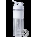 BlenderBottle SportMixer - 828 мл (белый)