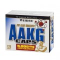 Weider AAKG caps 5000 mg - 120 капсул