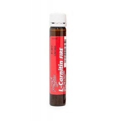 Power System L-Carnitin Fire  3000 мг - 1 ампула