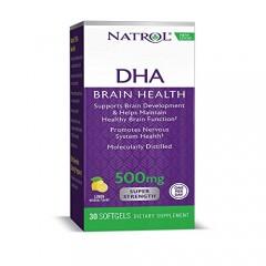Natrol DHA 500 mg Super Strength - 30 гел.капс