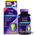 Natrol Zinc - 60 табл