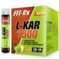 FIT-Rx L-KAR 1500 - 20 ампул