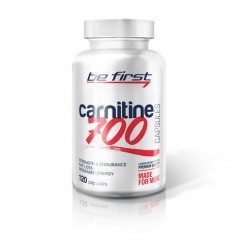 Be First L-Carnitine Capsules 700 mg - 120 капсул