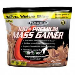 MuscleTech 100% Premium Mass Gainer - 5400 грамм