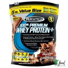 MuscleTech 100% Premium Whey Protein Plus - 2270 грамм