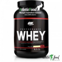 Optimum Nutrition Performance Whey - 975 грамм