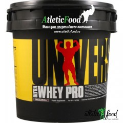 Universal nutrition Ultra Whey Pro - 3 кг