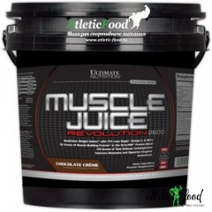 Ultimate Nutrition Muscle Juice Revolution 2600 - 5040 г