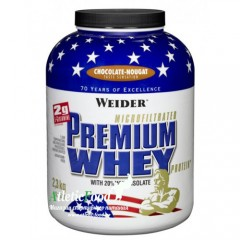 Weider Premium Whey - 2300 грамм