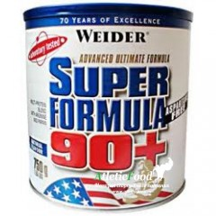 Weider Super Formula 90+ - 750 грамм