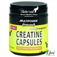 Multipower Creatine Capsules - 100 капсул