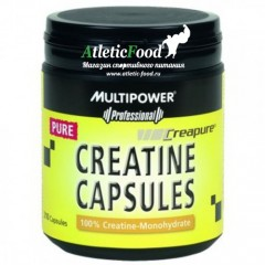 Multipower Creatine Capsules - 210 капсул