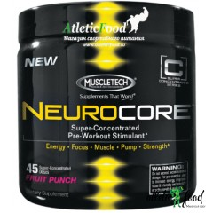 MuscleTech Neurocore -  190 грамм (45 порций)