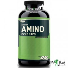 Optimum Nutrition Superior Amino 2222 Caps  - 300 капсул
