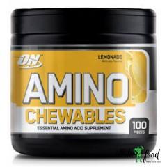 Optimum Nutrition Amino Chewables - 100 таблеток