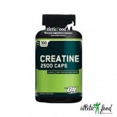 Optimum Nutrition Creatine 2500 Caps - 100 капсул