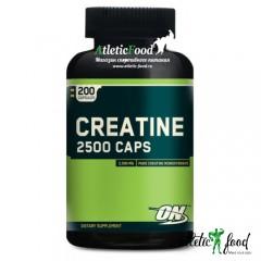 Optimum Nutrition Creatine 2500 Caps  - 200 капсул