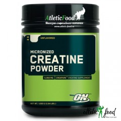Отзывы Optimum Nutrition Creatine Powder - 1200 грамм