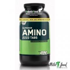 Optimum Nutrition Superior Amino 2222 - 320 таблеток