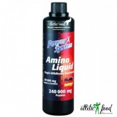 Power System Amino Liquid (бутылка) - 500 мл