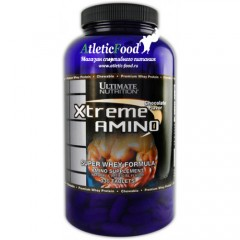 Ultimate Nutrition Xtreme Amino - 330 таблеток