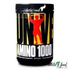 Universal Nutrition Amino 1000 - 500 капсул