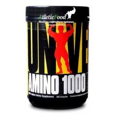 Отзывы Universal Nutrition Amino 1000 - 500 капсул