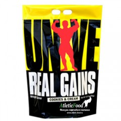 Universal Nutrition Real Gains - 4800 грамм