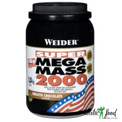 Weider Mega Mass 2000 - 1500 грамм
