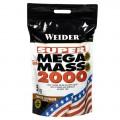 Weider Mega Mass 2000 - 5000 грамм