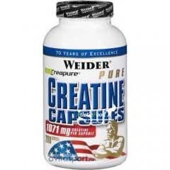 Weider Pure Creatine Capsules - 200 капсул