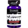 Ultimate Nutrition Arginine Power 800 mg - 100 капсул