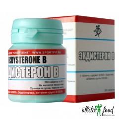 Экдистерон В - 200 таблеток