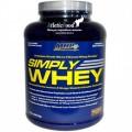 MHP Simply Whey - 2270 грамм